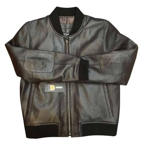 Flight Bomber Style Brown